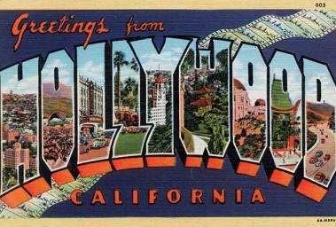 HollywoodPostcard