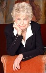 "ELAINE STRITCH ""AT HOME AT THE CARLYLE"" Photo credit: DENISE WINTERS"