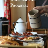 A New Year on the Homestead, Celebrating Progress
