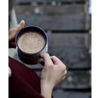 Homemade Biscotti & Hot Coffee
