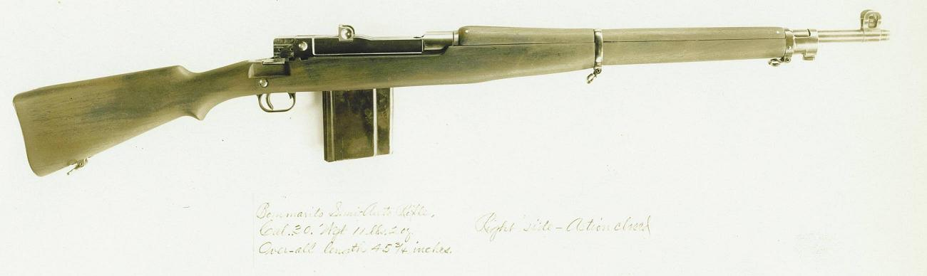 Bommarito semiauto rifle