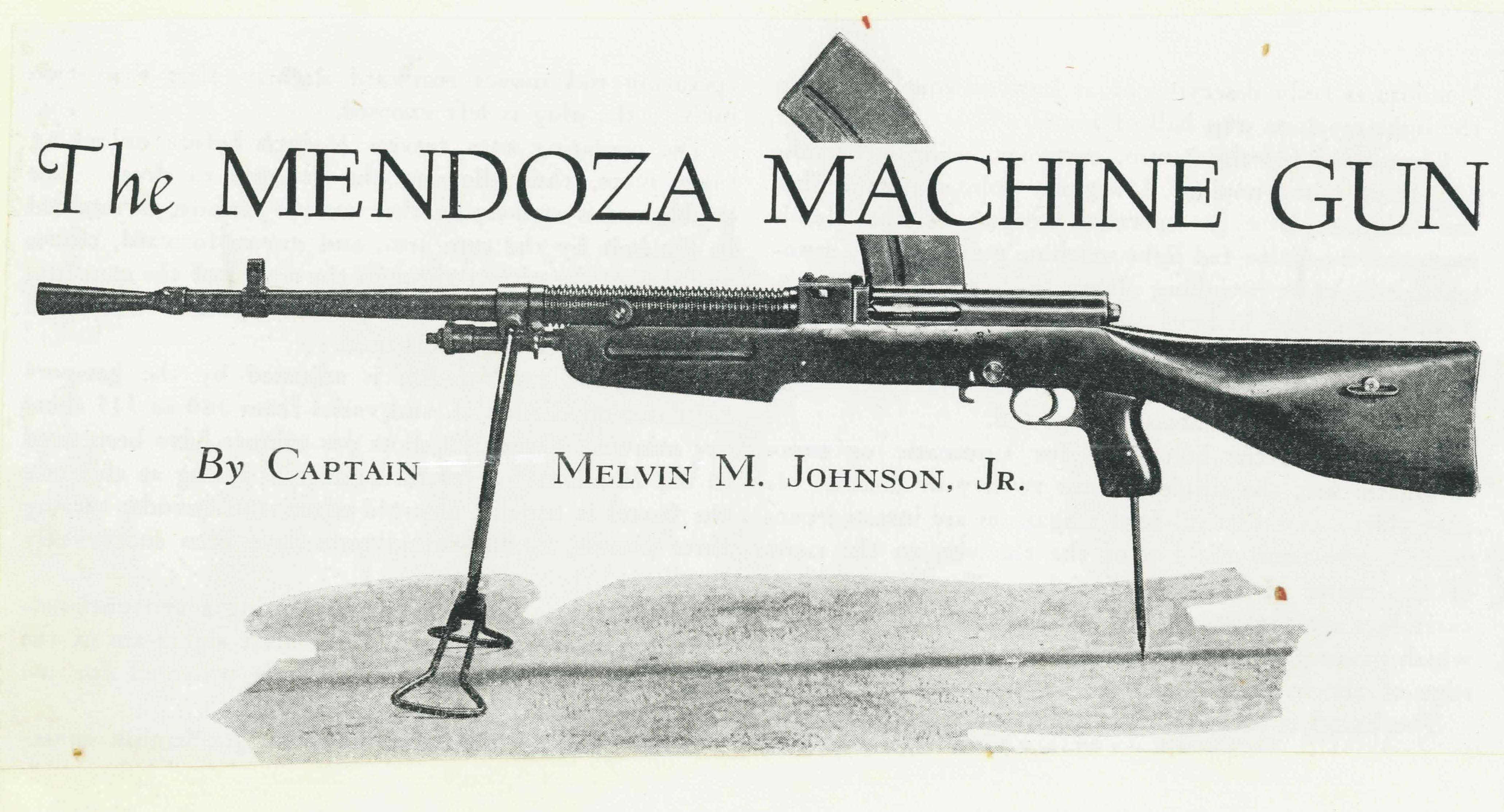 Image result for Mendoza M1934 LMG