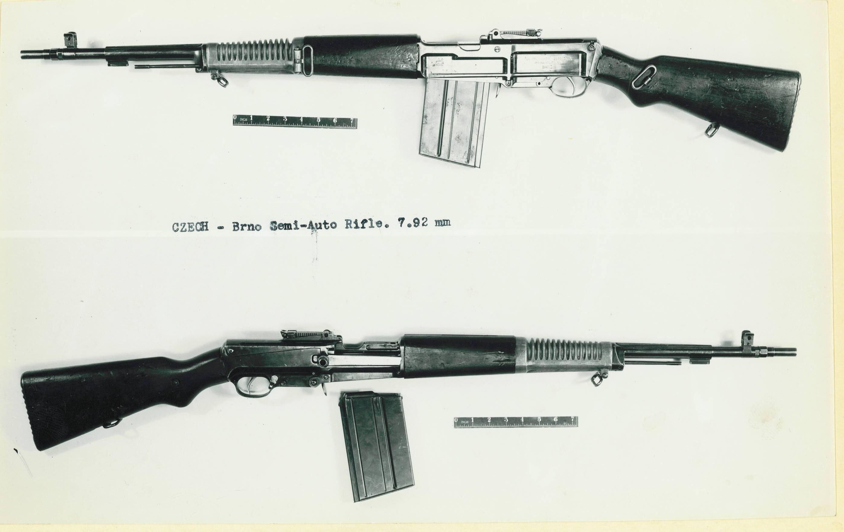 Czech ZH29 rifle – Forgotten Weapons