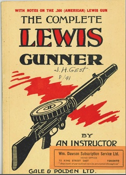 The Complete Lewis Gunner