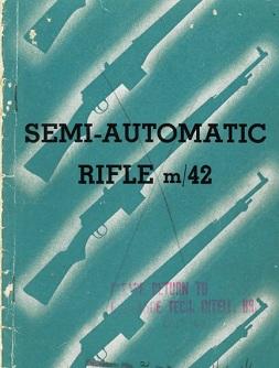 Semi-Automatic Rifle m/42