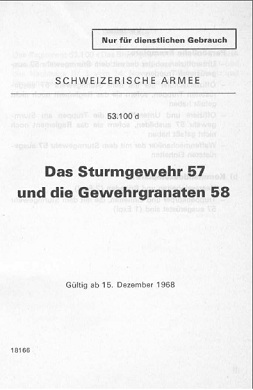 Stgw57 Technical manual