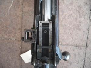 P14 Sniper rear sight