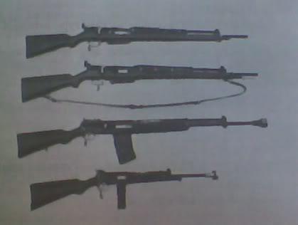 Brondby rifles
