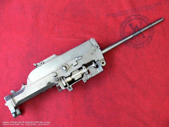 Schwarzlose aircraft machine gun