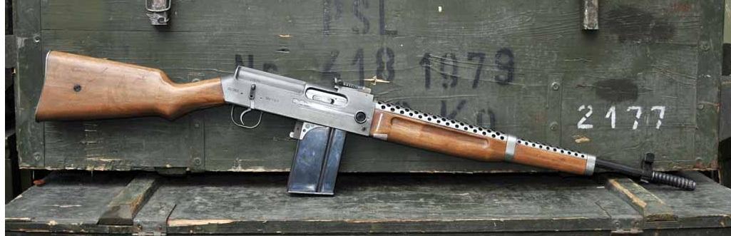 Mystery Gun - Model 58