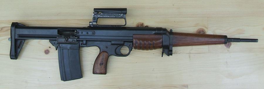 British EM1 rifle, caliber .280