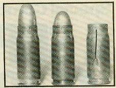 Vintage 7.63mm Mauser ammunition