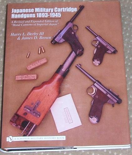 Japanese Military Cartridge Pistols 1893-1945 cover