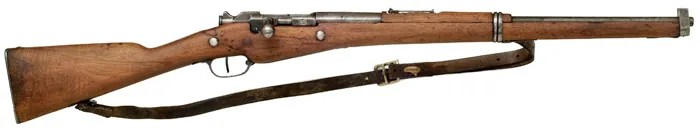 Turkish Orman Forestry converted Berthier carbine