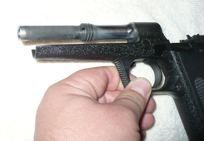 Steyr Gb Forgotten Weapons