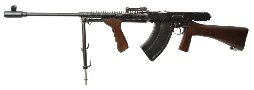 Charlton reproduction LMG