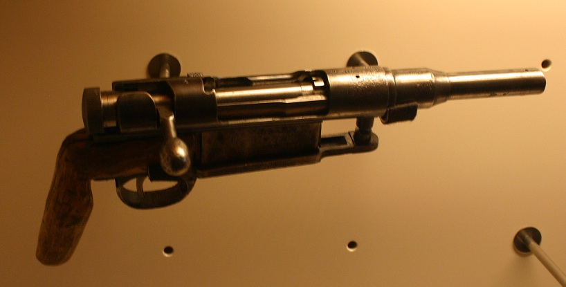 The Obrez and its Cousins – Forgotten Weapons