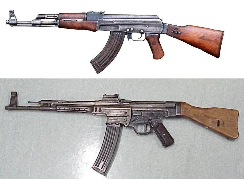 AK and StG