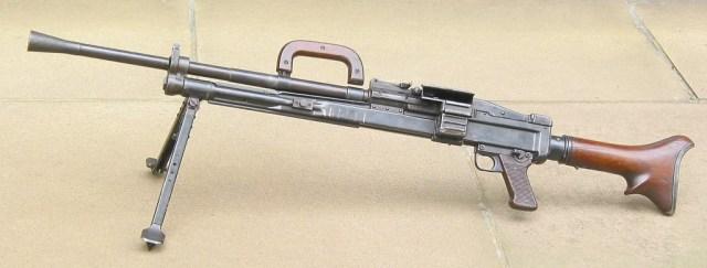 MG 39 Rh machine gun