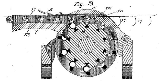 gatling gun feeding mechanisms forgotten weapons rh forgottenweapons com How a Gatling Gun Works Civil War Gatling Gun Blueprints