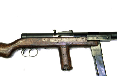 Polish wz.39 Mors SMG