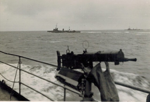 Maxim 08 in German Naval service