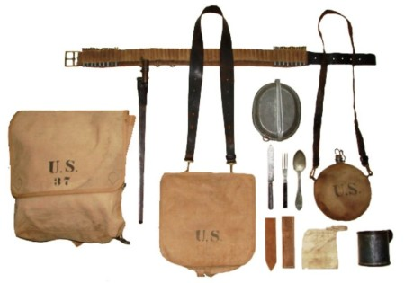 1878 pattern US equipment