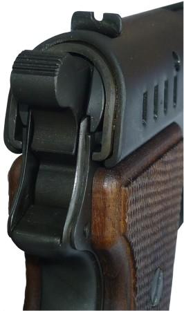 Walther Volkspistole hammer
