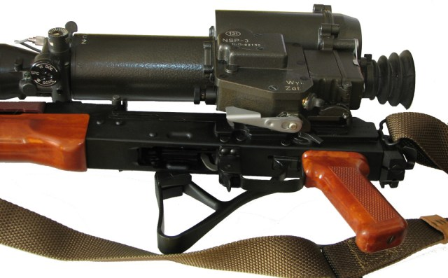 Tantal FCG and NV scope