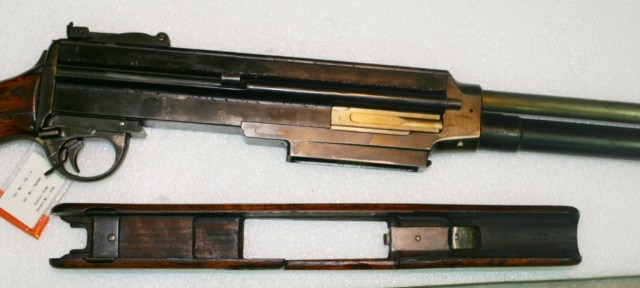 Brondby rifle disassembly