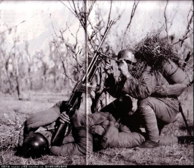 Chinese 8mm Hotchkiss M1922 LMG