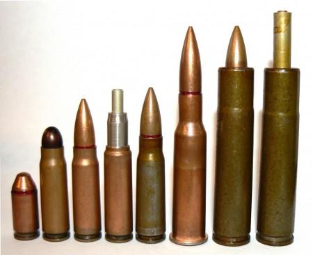Soviet silent ammunition