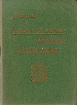 Hotchkiss 1922 manual (French)