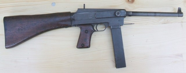 French MAS38 SMG