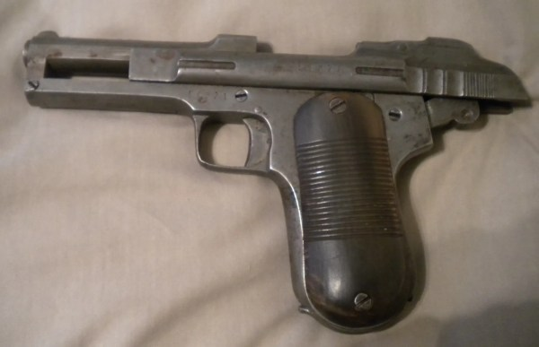 Mystery Chinese Pistol Forgotten Weapons
