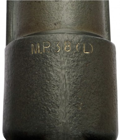 MP38(L) markings