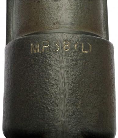 MP38(L) markings