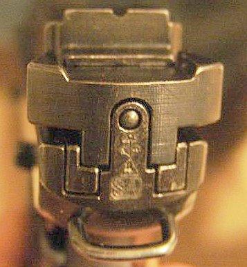 Finnish Lahti M 40 pistol