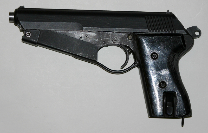 modern machine pistol