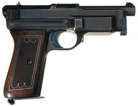 Mauser Model 1912/14