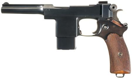 Model 1903 Bergmann-Mars pistol