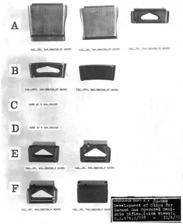 M1 Garand clip development (1)