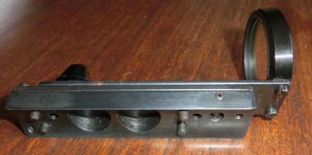 Nydar Model 47 reflex sight base