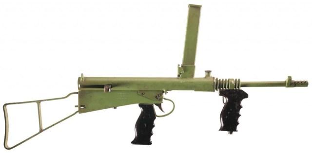 MkI Owen gun