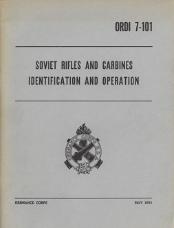 Soviet Rifle and Carbine Identification and Operation (English, 1954)