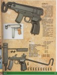 CZ catalog page for the CZ-91S