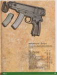 CZ catalog page for the vz.61 Skorpion