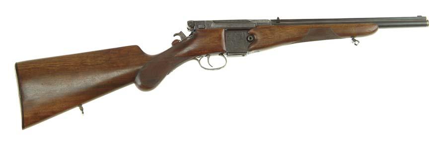 Bergmann 1907 Carbine