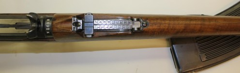 Mauser M1915 rear sight