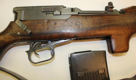 Mauser M1915 magazine change